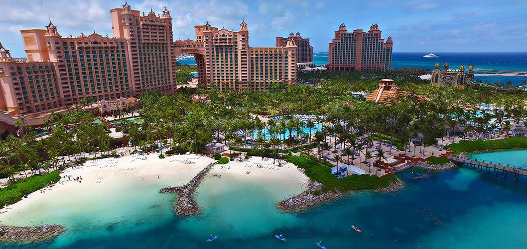Atlantis Paradise Island Resort and Casino, Bahamas