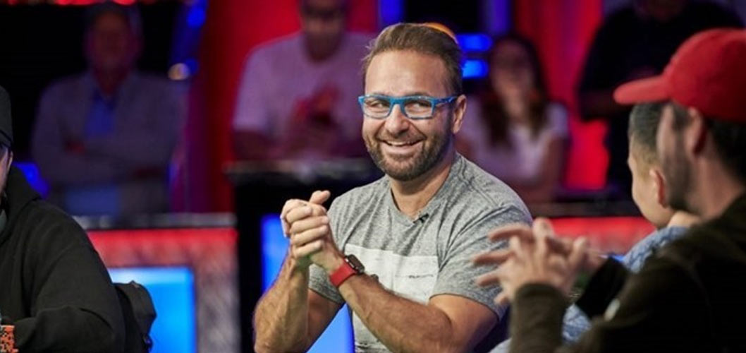 Ranking World's Best Poker Players - Daniel Negreanu