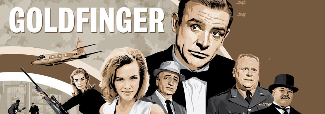 First Look at The New James Bond Slot Machines From SG Gaming - Goldfinger