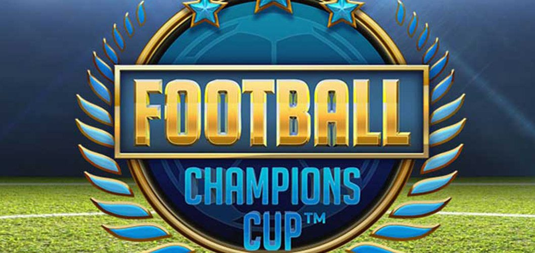Football Champions Cup by NetEnt