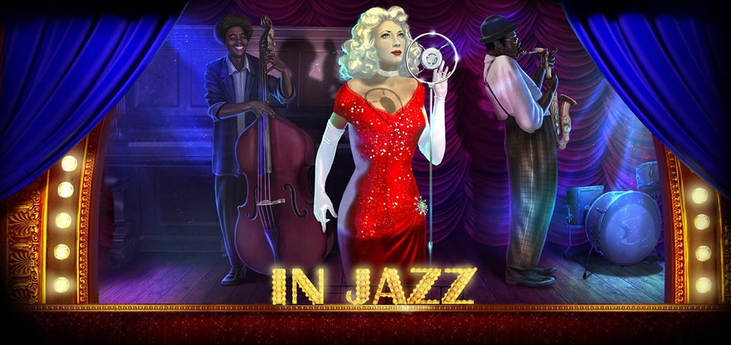 In Jazz Slot by Endorphina