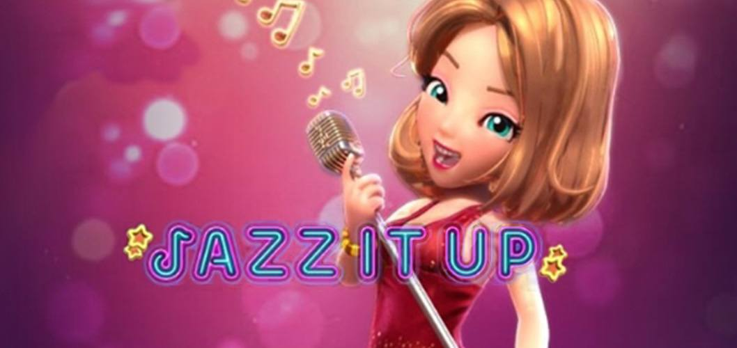 Jazz it Up slot by Gameplay Interactive