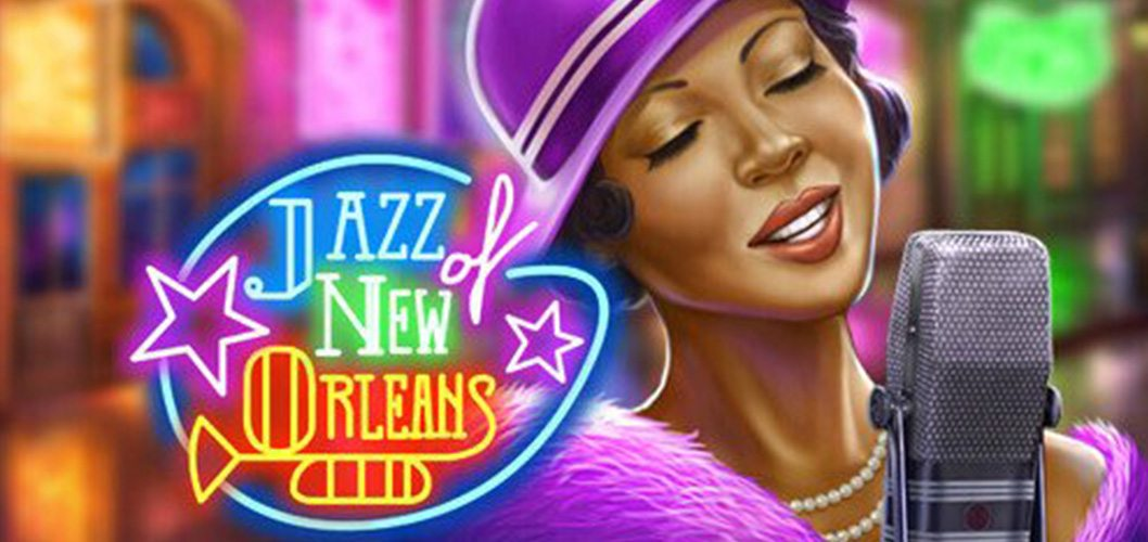Jazz of New Orleans by Play 'n Go