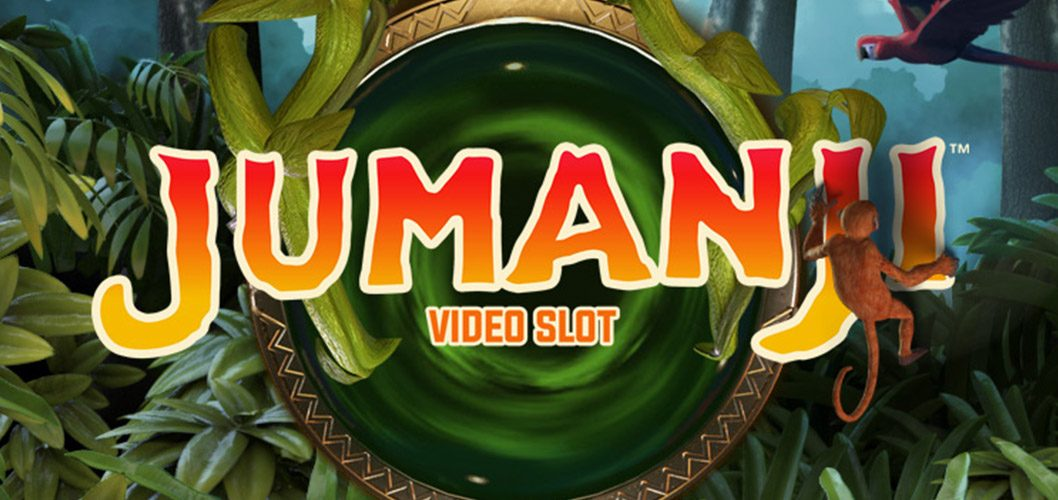 Jumanji Slot by NetEnt