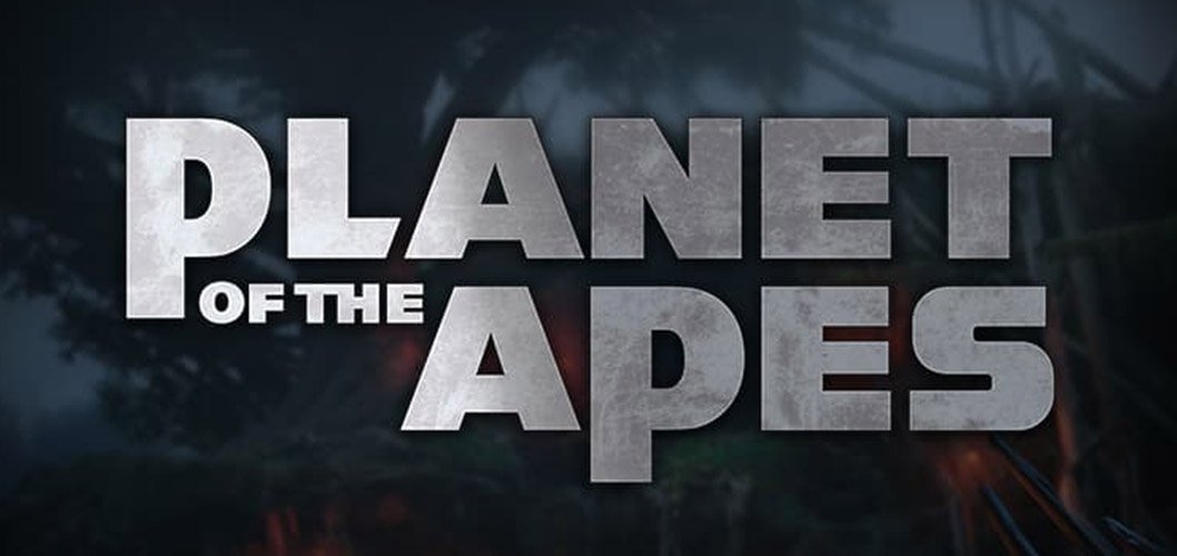 Planet of the Apes Slots by NetEnt