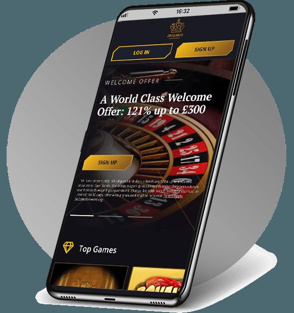 21 Mobile Casino
