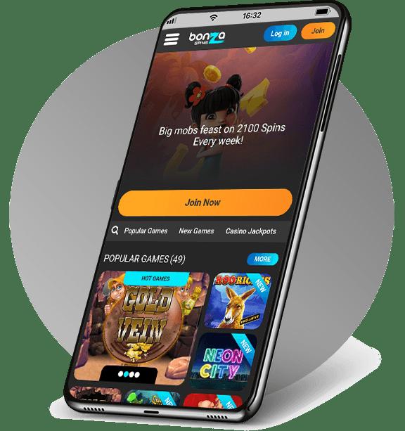 Bonza Mobile Casino