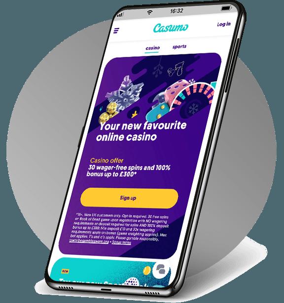 Casumo Mobile Casino