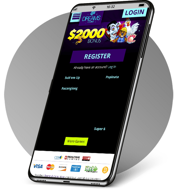 Dreams Mobile Casino