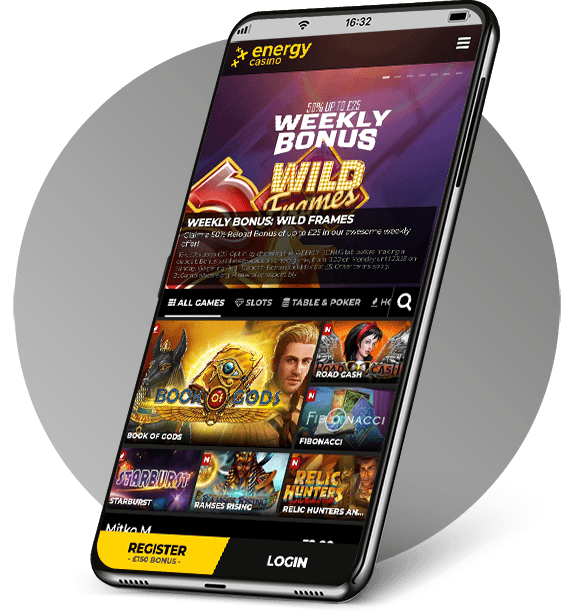 Energy Mobile Casino