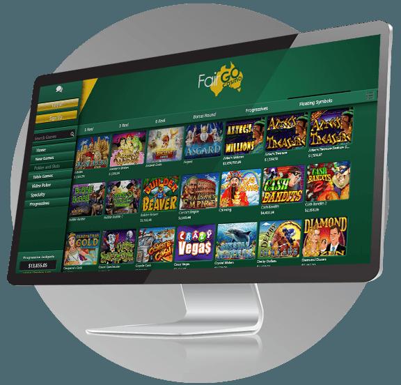 Fair Go Casino Design