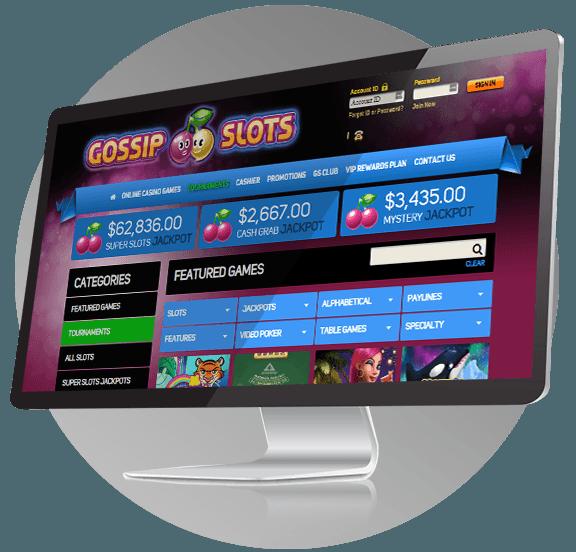 Gossip Slots Design