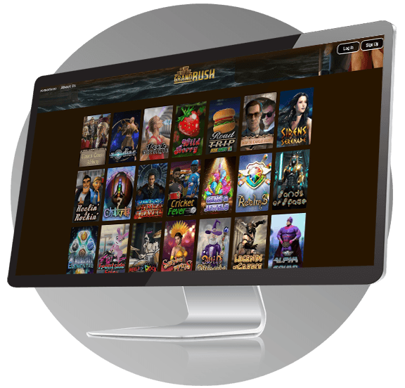 50 Free Spins On Slots With Exclusions Grand Rush Casino 2020