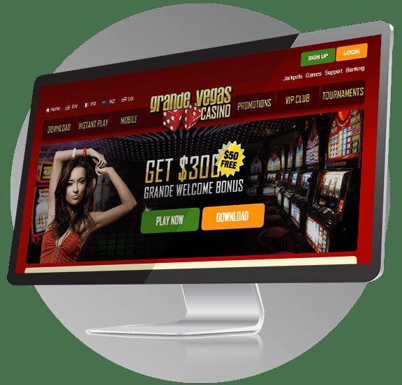 Grande Vegas Casino Design