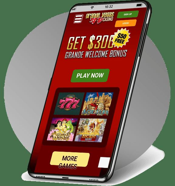 Grande Vegas Mobile Casino