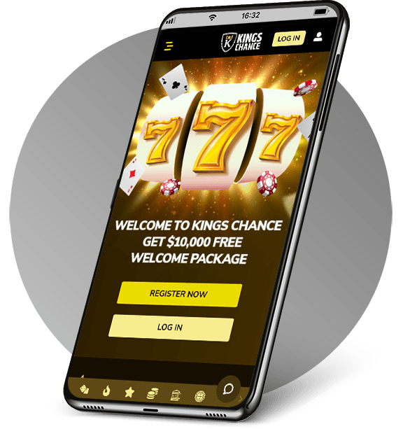King's Chance Mobile Casino