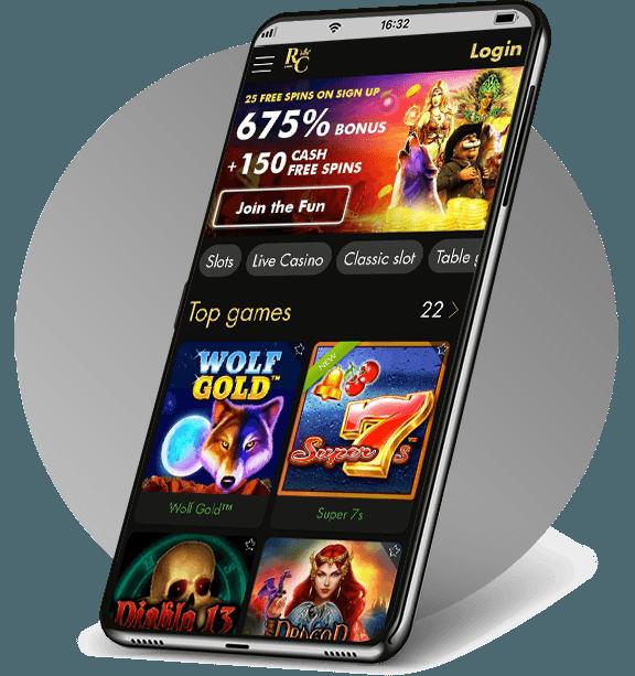 Rich Mobile Casino