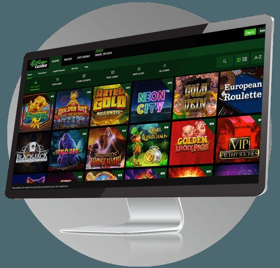 Roo Casino Design