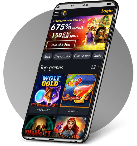 Tangiers Mobile Casino