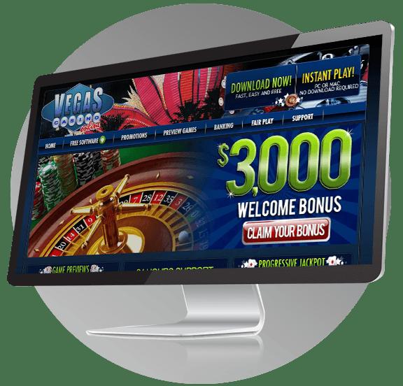 Vegas Casino Online Design
