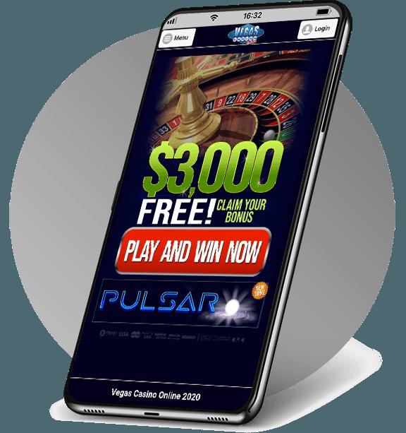 Vegas Mobile Online Casino