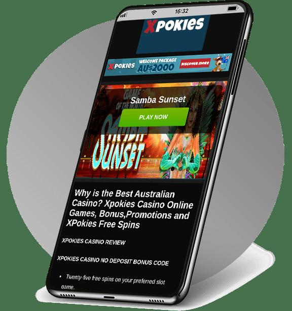 XPokies Mobile Casino