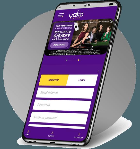 Yako Mobile Casino