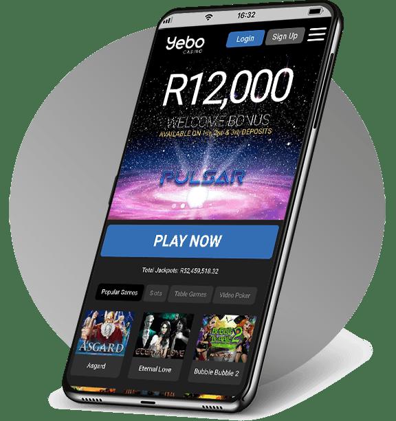 Yebo Mobile Casino