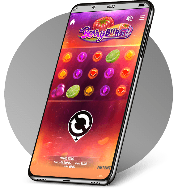 BerryBurst Slot on Mobile