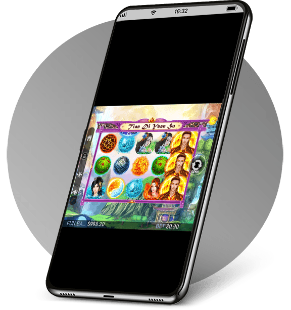 Gods of Nature Slot on Mobile