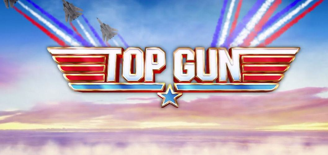 Top Gun Slot by Playtech